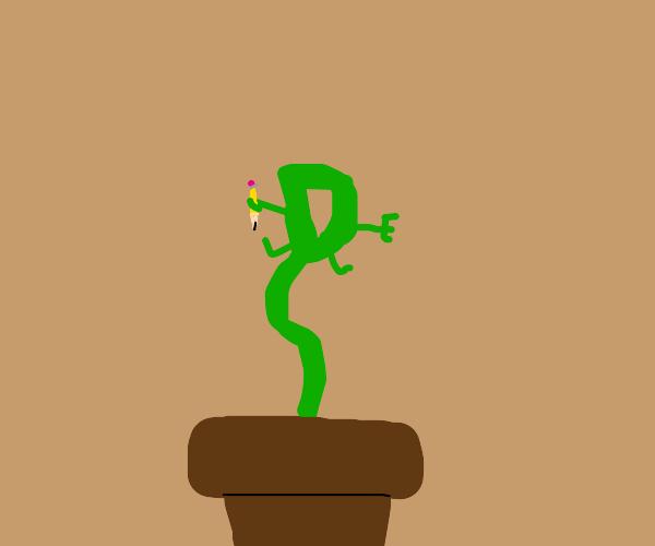 Plant-D(rawception)