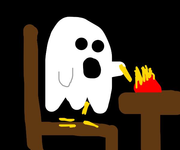 Ghoul Eating