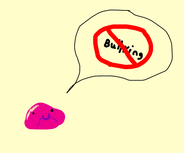 Blobfish Doesnt Like Bullying