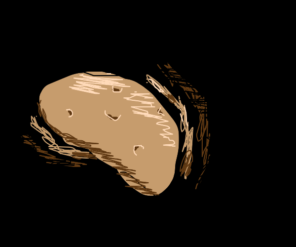 Rotating potatoe