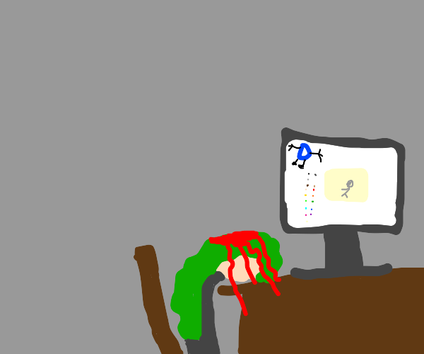 oh boy cant wait to play drawception and dra-