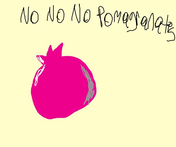 no no fruit