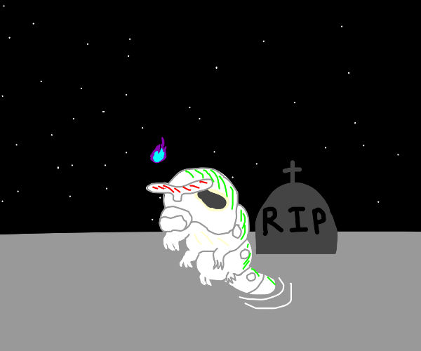 Caterpie's ghost