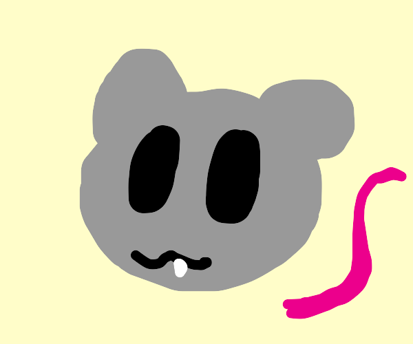 Mouse With A Fang