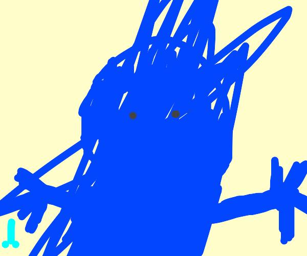 im blue dabidoobadidie