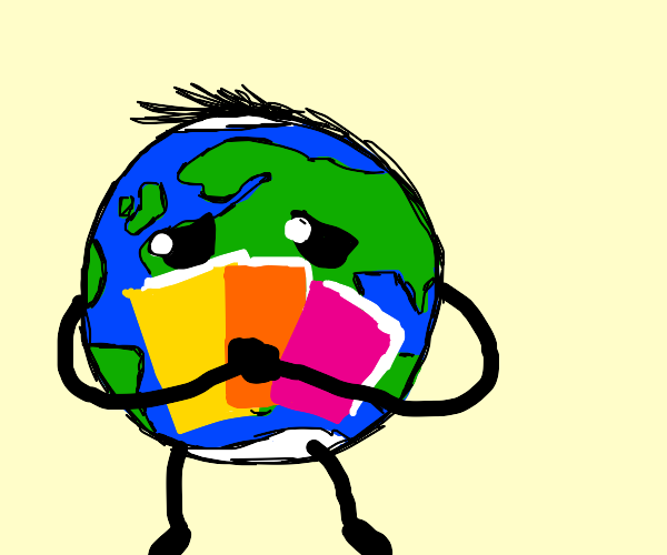 Earth needs education