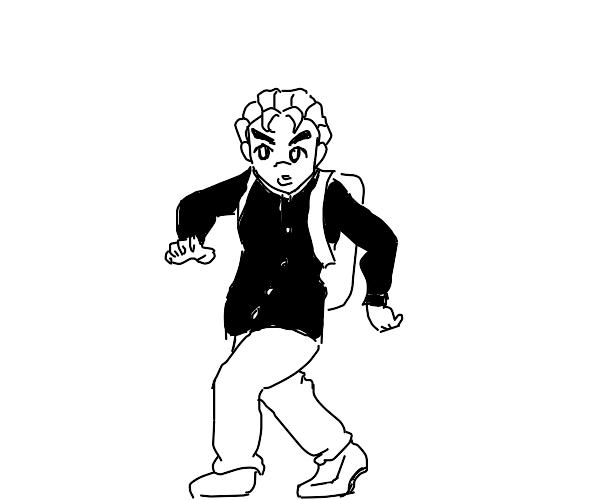 Koichi pose  (jojo)
