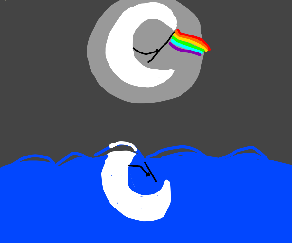 the moon says gay rights