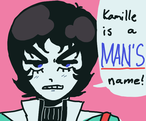 Anime man insists his name is in fact for men