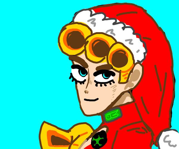 Christmas Giorno