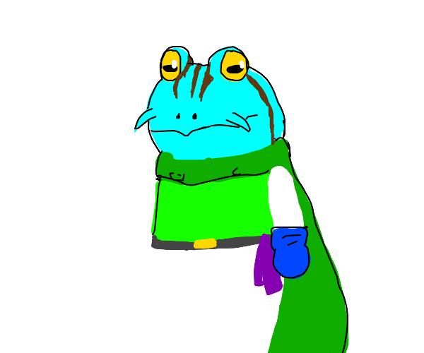 War toad
