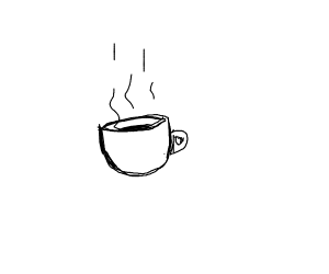 A tea cup