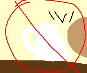 don't vandalise the coffee mugs
