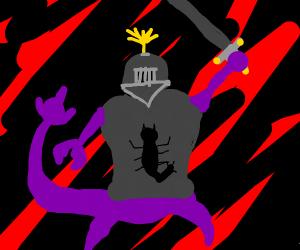 Scorpion Knight