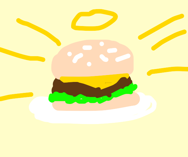 the holy burger