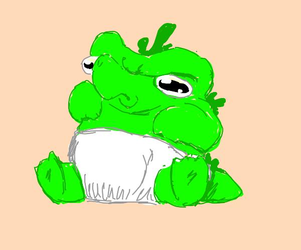 Baby Godzilla