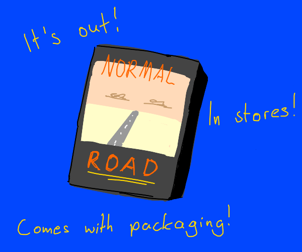 Normal Road, out now