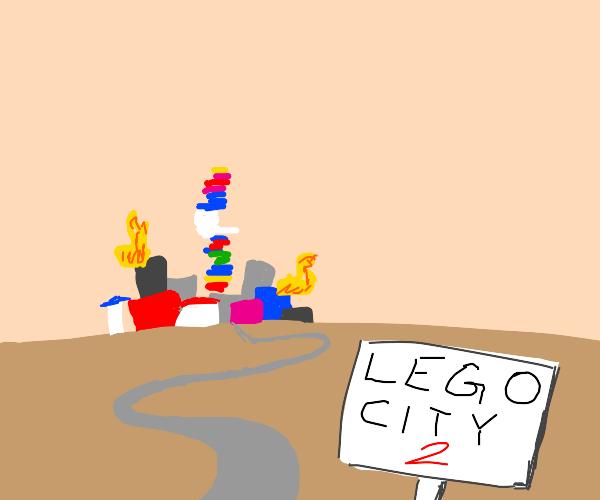 Lego City AGAIN?