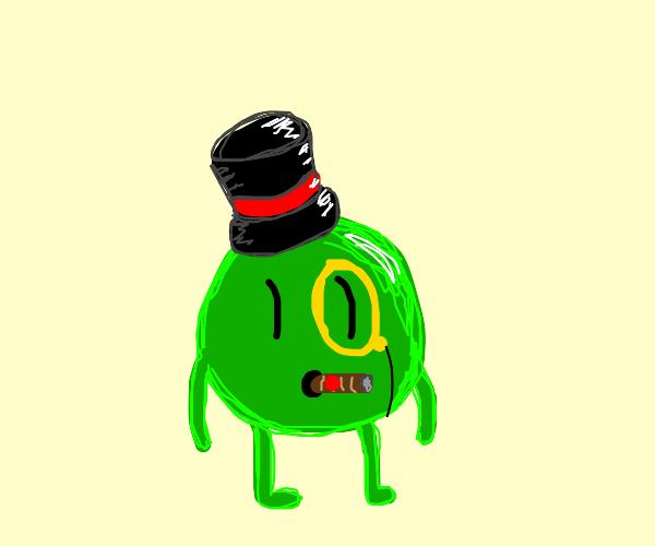 Rich pea