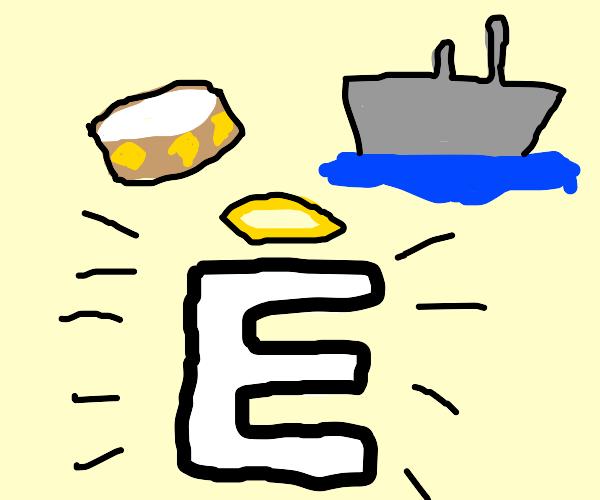 Tambourine warships almighty E