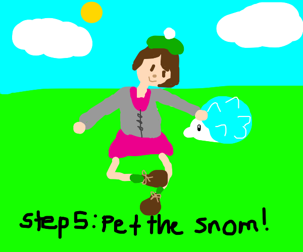 Step 4: Locate Snom