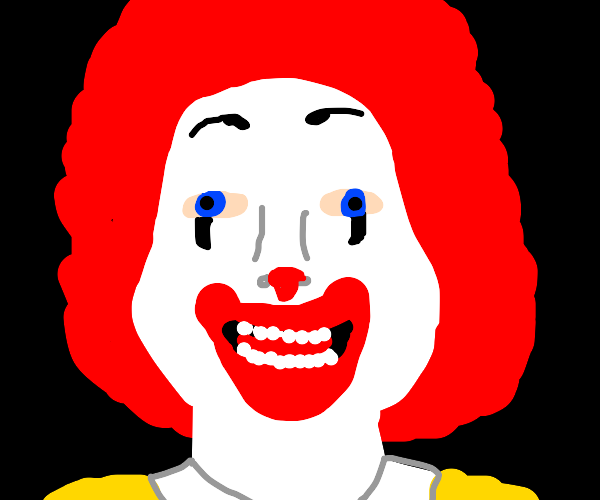 Creepy McDonalds