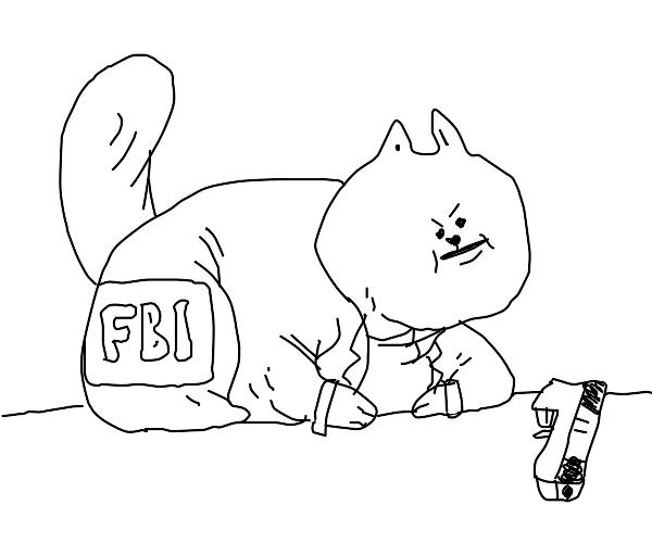FBI Cat Agent