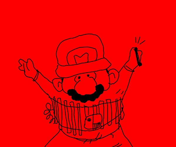 Terrorrist Mario