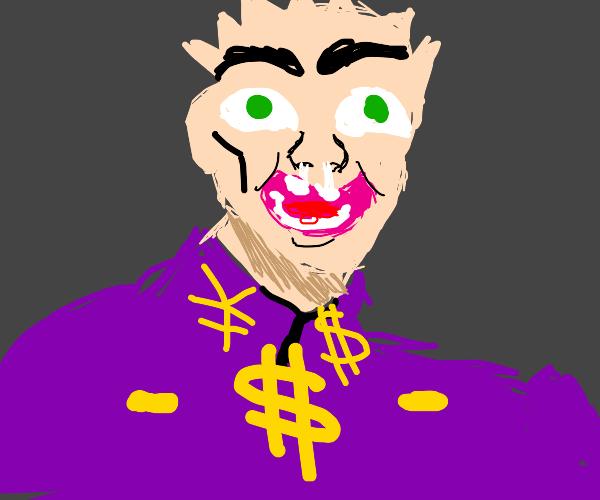 Cursed JoJo Image