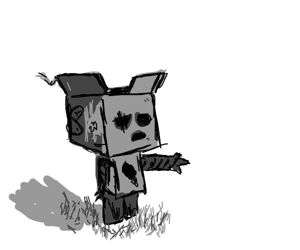sad box