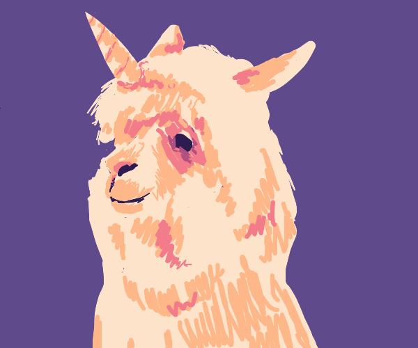 horned alpaca