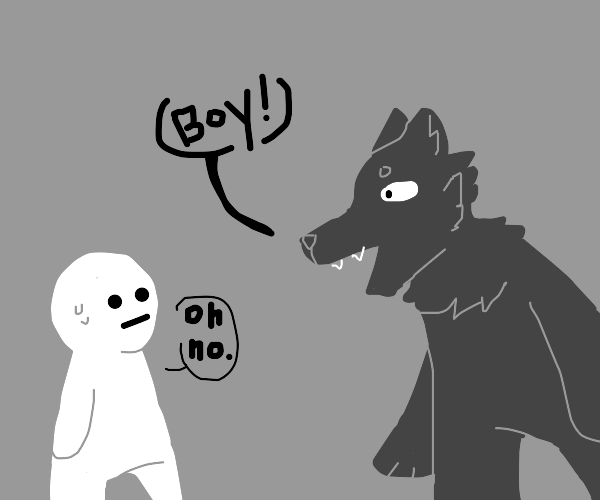 The wolf who cried boy