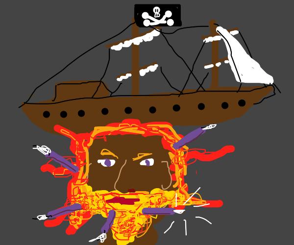 The best pirate: Weirdbeard