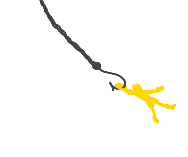 baiting yellow people