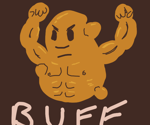 super buff potato