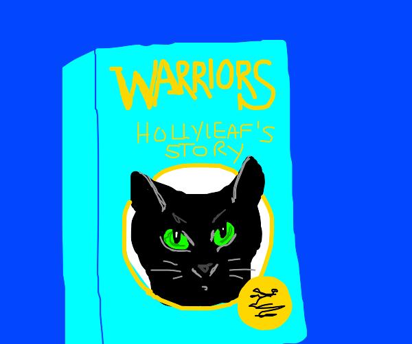 Warriors cats book