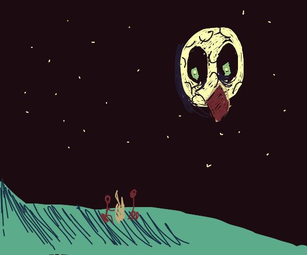 Insane moon performs vibe check