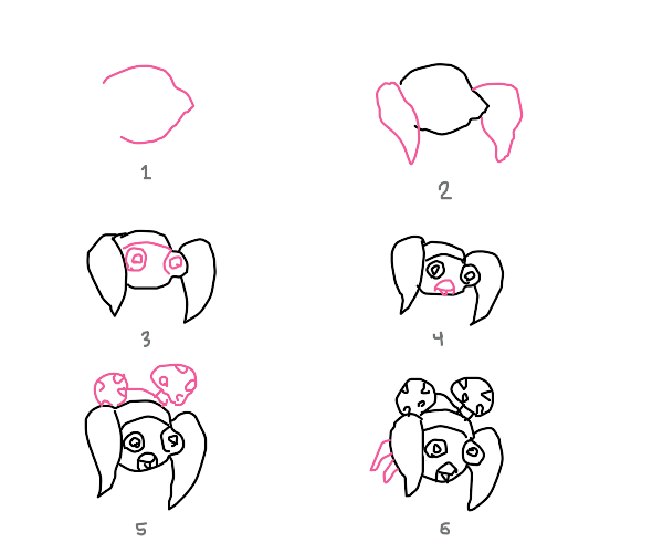 How to draw Paras (Pokemon)
