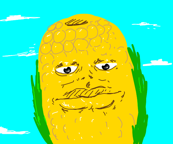 Corn.... but with lips