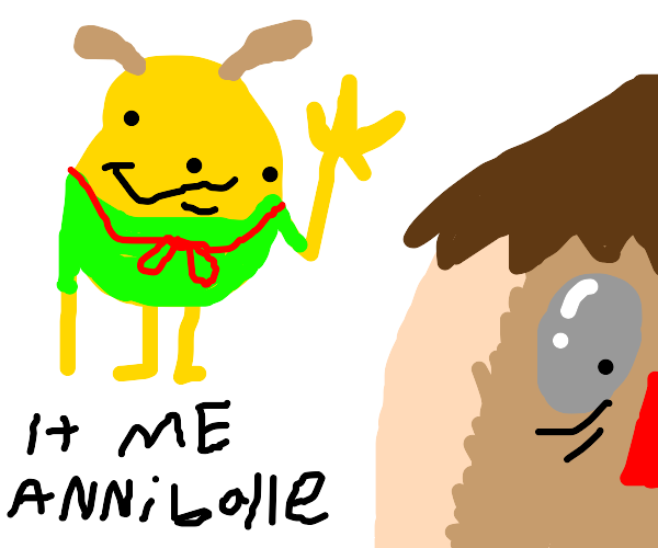 anniballe from animal crossings