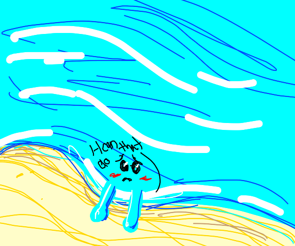 Brave Ocean
