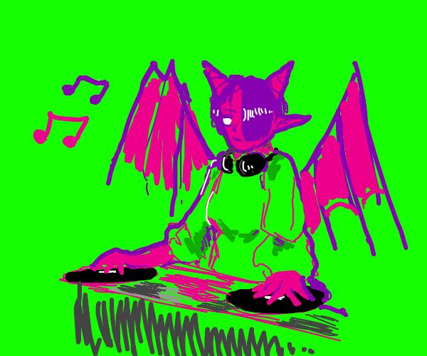 DJ Imp girl