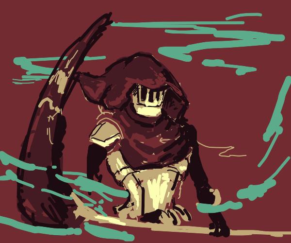 Specter knight (shovel knight)