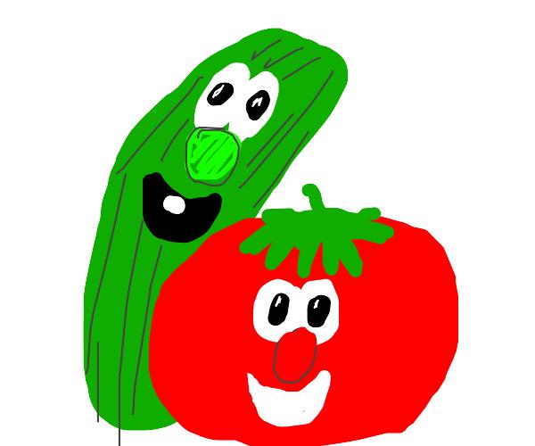 veggie man