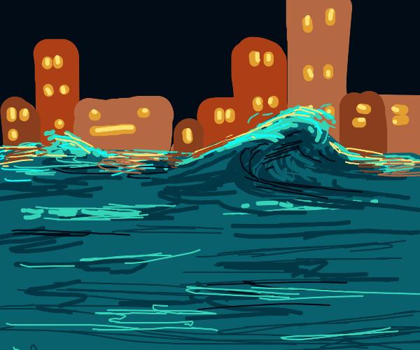 da flood