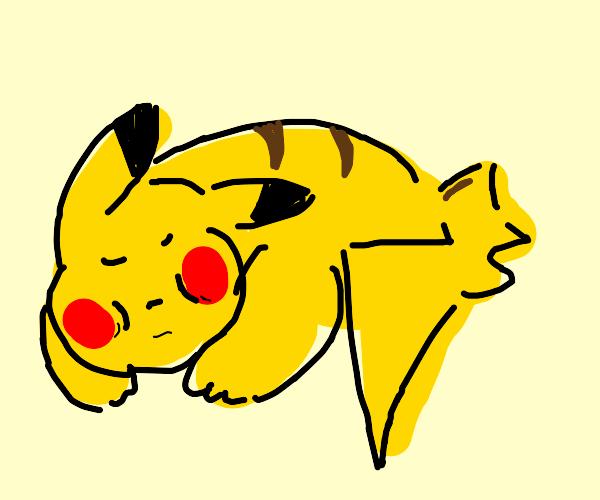Chubby Pikachu :]