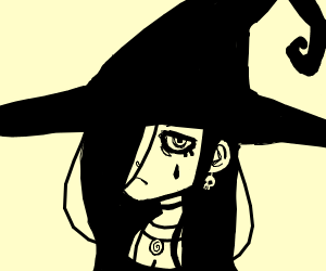 Emo witch
