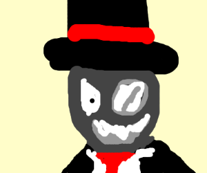Black Hat the Villain