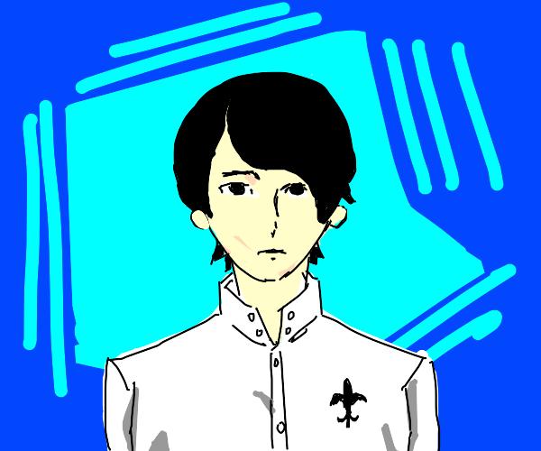 Yusuke Kitagawa from Persona 5 is best boy