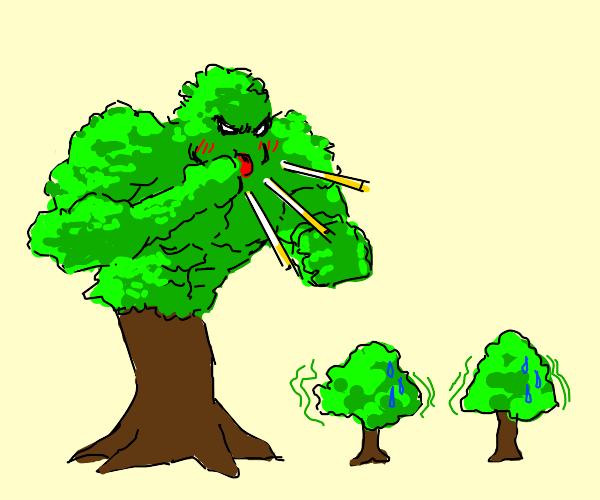 Tree coach